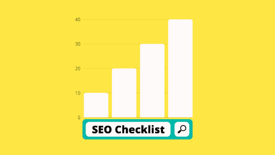 seo checklist for content writers